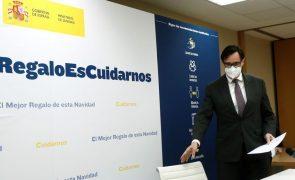 Covid-19: Espanha tem 9.773 novos casos mas contágios estão a baixar