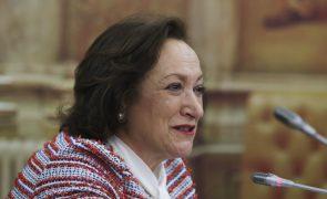 Joana Marques Vidal discorda de diretiva da PGR sobre subordinação hierárquica