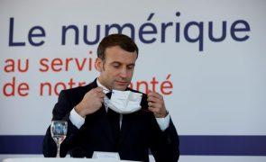 Macron defende em conversa com Xi Jinping reforço das relações entre China e Europa