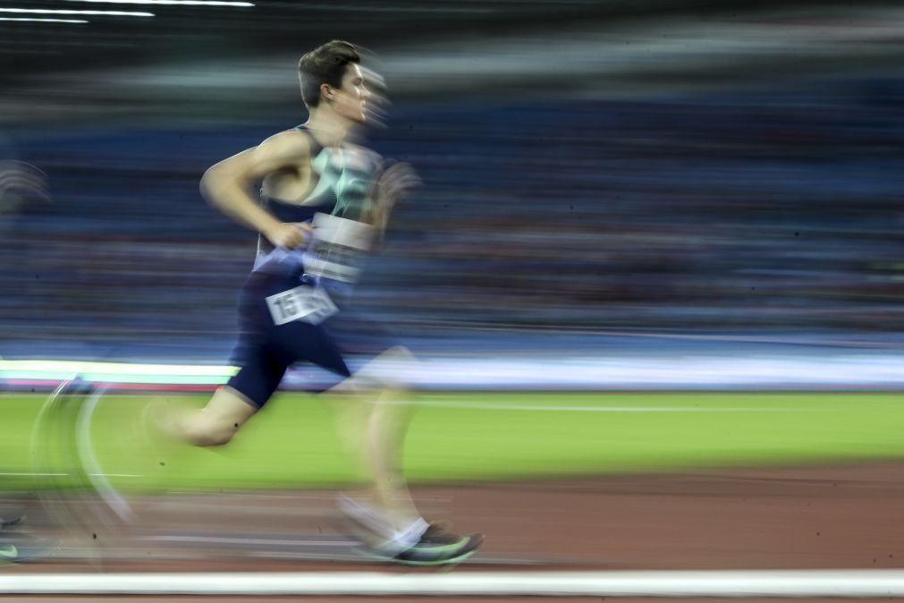 Covid-19: Campeonato do Mundo de Atletismo Indoor na China adiado para 2023