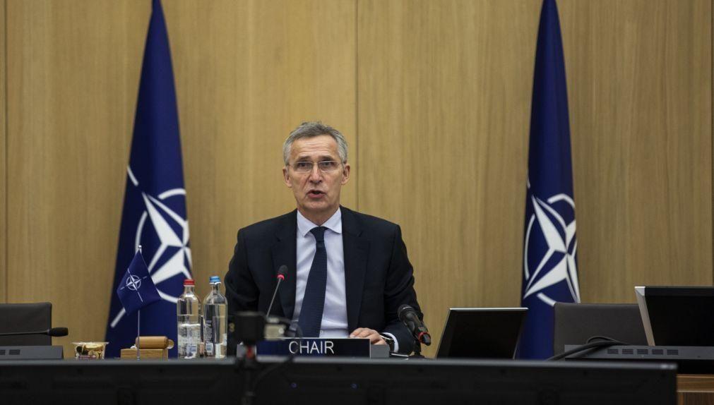 Stoltenberg saúda compromisso de Portugal com relação transatlântica