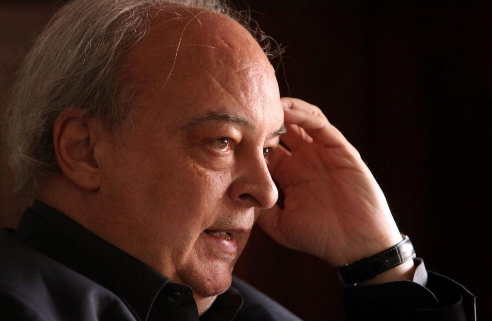 Novo romance de Enrique Vila-Matas publicado este mês em Portugal