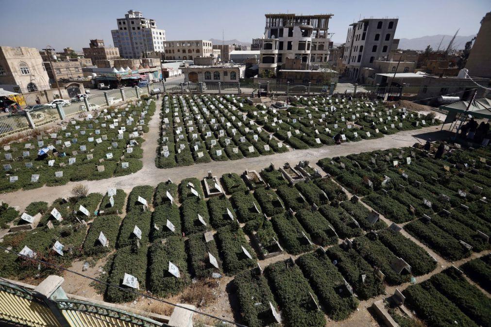 Mais de 5.000 mortos no Iémen desde acordo de Estocolmo no final de 2018