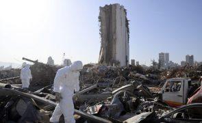 Beirute/Explosões: Primeiro-ministro e três ex-ministros acusados de negligência