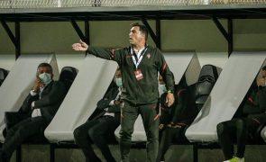 Rui Jorge diz ser cedo para análises, mas espera demonstrar qualidade no Euro Sub-21
