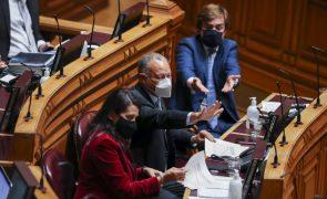 TAP: PSD diz que ministro assumiu desconforto com decisão de Costa de não levar plano a votos