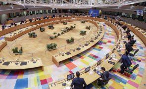 UE/Cimeira: 27 decidem avançar com sanções à Turquia a decidir na presidência portuguesa