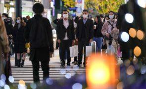 Bolsa de Tóquio perde 0,60% nas primeiras transações do dia