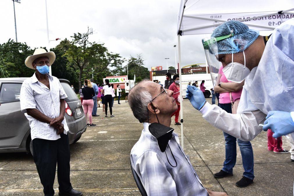 Covid-19: México com mais 671 mortos e 11.897 novos casos