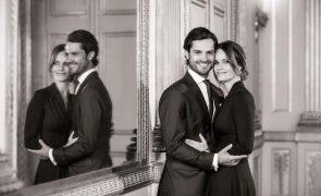 Carl Philip e Sofia da Suécia vão ser pais pela terceira vez