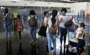 Covid-19: Aeroportos de Cabo Verde crescem em novembro mas já perderam 1,7 milhão de passageiros