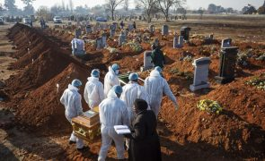 Covid-19: África com mais 349 mortes e mais 19.360 infetados em 24 horas