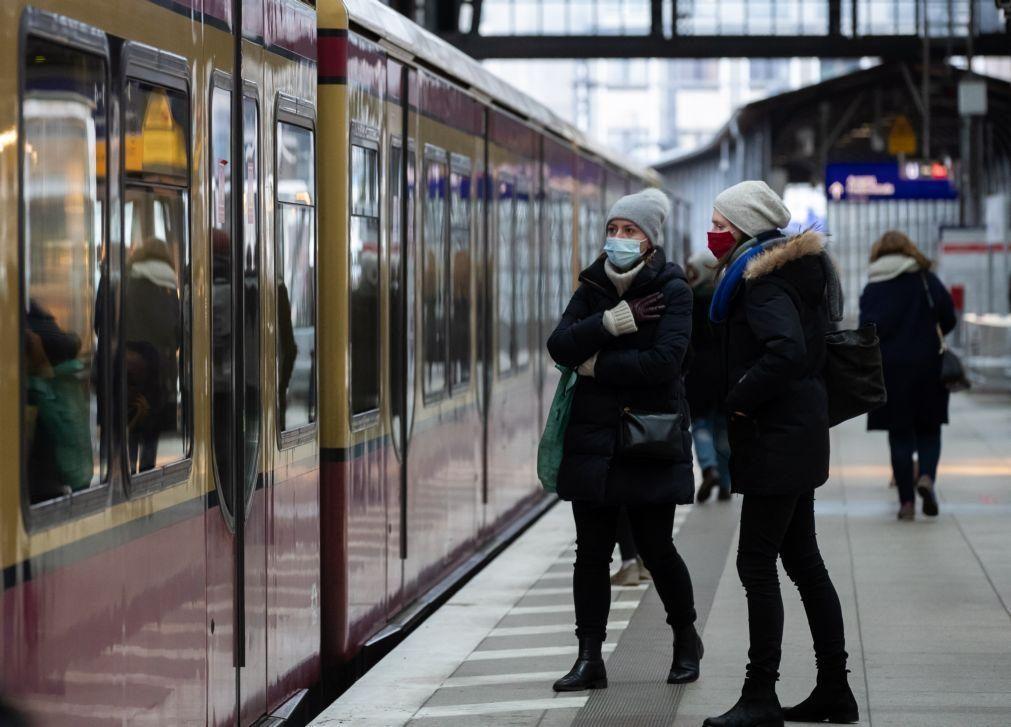Covid-19: Alemanha regista novos máximos com 29.875 contágios e 598 óbitos