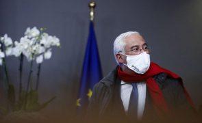 UE/Cimeira: Agora existe mesmo luz ao fundo do túnel -- António Costa