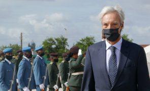 Moçambique/Ataques: Portugal vai formar militares e apoiar logística