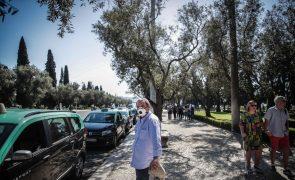 Covid-19: FECTRANS promove semana de luta na defesa do setor do táxi que termina com vigília