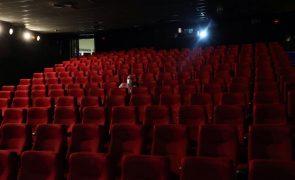 Cinemas tiveram em novembro menos de metade de espectadores face a outubro