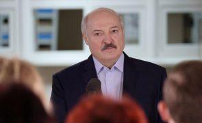 Suíça impõe sanções ao Presidente da Bielorrússia