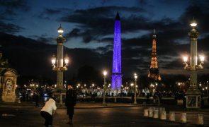 Covid-19: França regista 306 mortos nas últimas 24 horas