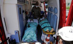 Covid-19: Brasil ultrapassa marca de 180 mil mortos