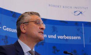 Covid-19: Alemanha regista 28.438 novos contágios e 496 mortes