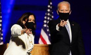 Com EUA ausentes de cimeira climática, Biden reitera regresso ao Acordo de Paris