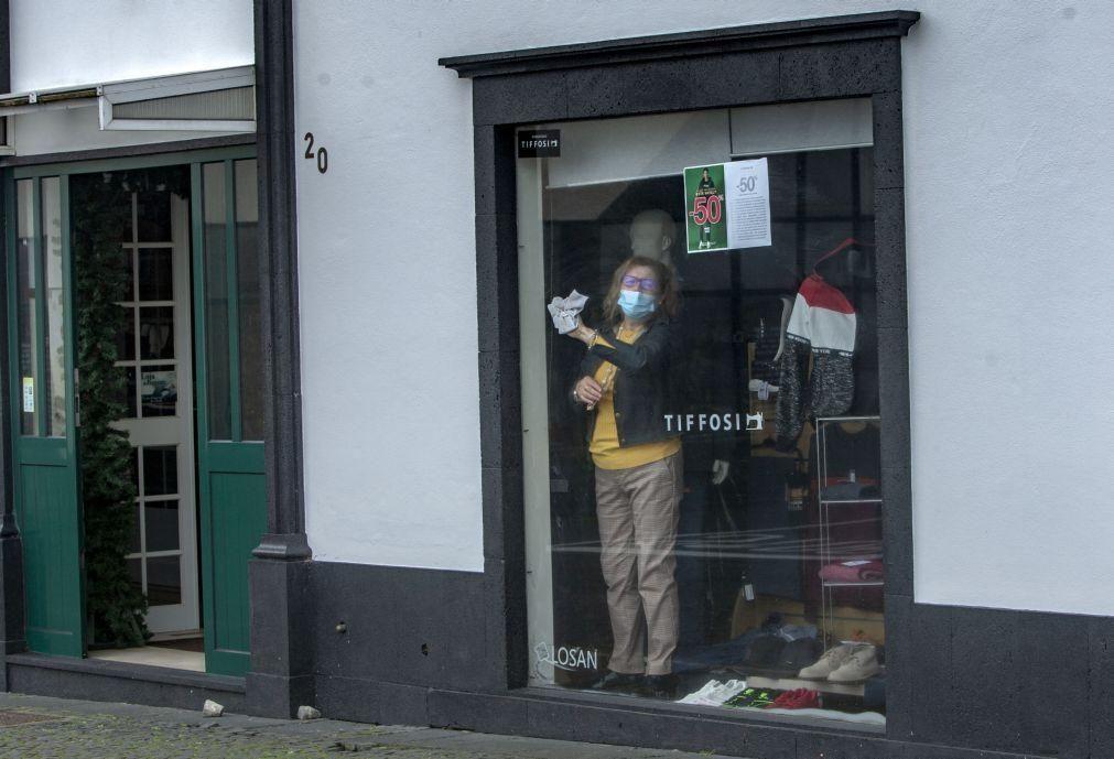 Covid-19: Açores com 21 novos casos e 26 recuperações nas últimas 24 horas
