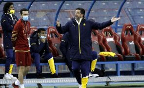 Al Nassr, de Rui Vitória, soma sexta derrota e é penúltimo na Liga Saudita