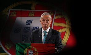 Presidenciais: João Almeida, Nuno Melo, Cecília Meireles e Telmo Correia (CDS) criticam Marcelo