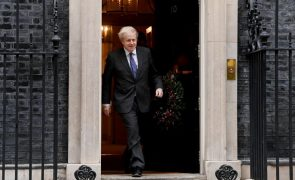 Brexit: Boris Johnson mantém que 'no deal' é o cenário mais provável