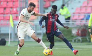 Roma de Paulo Fonseca regressa às vitórias com 'mão cheia' de golos
