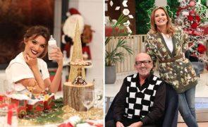 Você na TV!! Cristina, Goucha e Maria Cerqueira Gomes vão conduzir a última emissão do programa