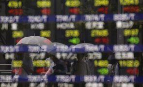 Bolsa de Tóquio abre a ganhar 0,60%