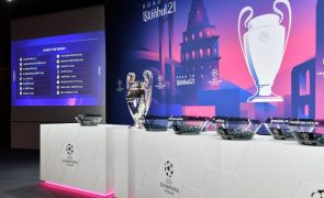 Equipas portuguesas conhecem adversários na 'Champions' e Liga Europa