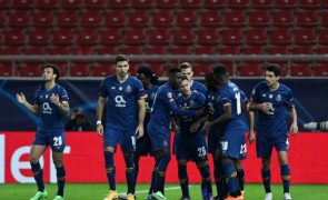 LC: FC Porto defronta Juventus nos oitavos de final