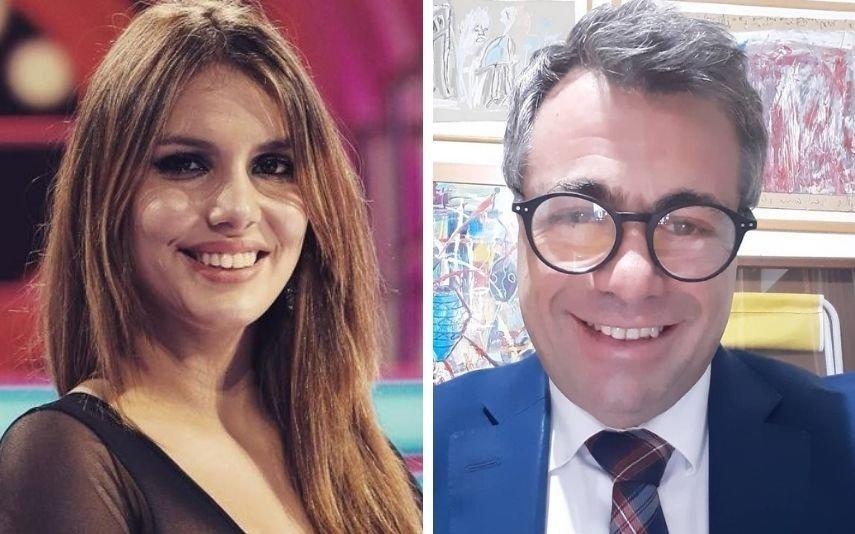 Big Brother Carina atira-se a Quintino Aires: