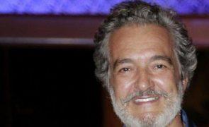 Hospital atualiza estado de saúde de Rogério Samora