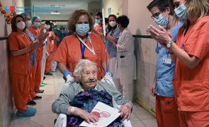 Covid-19: Espanha tem 21.309 novos casos desde sexta-feira e 389 mortes