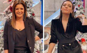 Big Brother Maria Botelho Moniz e Mafalda de Castro juntas em programa especial