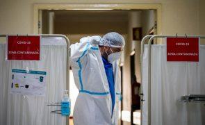Covid-19: Mais 84 mortes e 2.638 novos casos desde segunda-feira - DGS