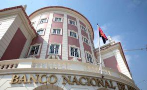 Banco Nacional de Angola proibido de financiar bancos com problemas financeiros