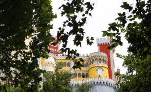 Palácio Nacional da Pena em Sintra foi o mais visitado em 2019 - INE