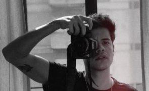 As primeiras imagens do ator Ivo Lucas na novela da SIC