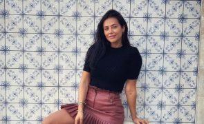 Sofia Ribeiro Atriz não esconde medo em consulta médica de rotina: