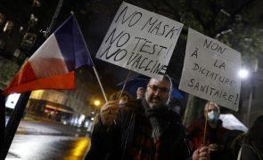 Covid-19: França regista 314 mortos nas últimas 24 horas