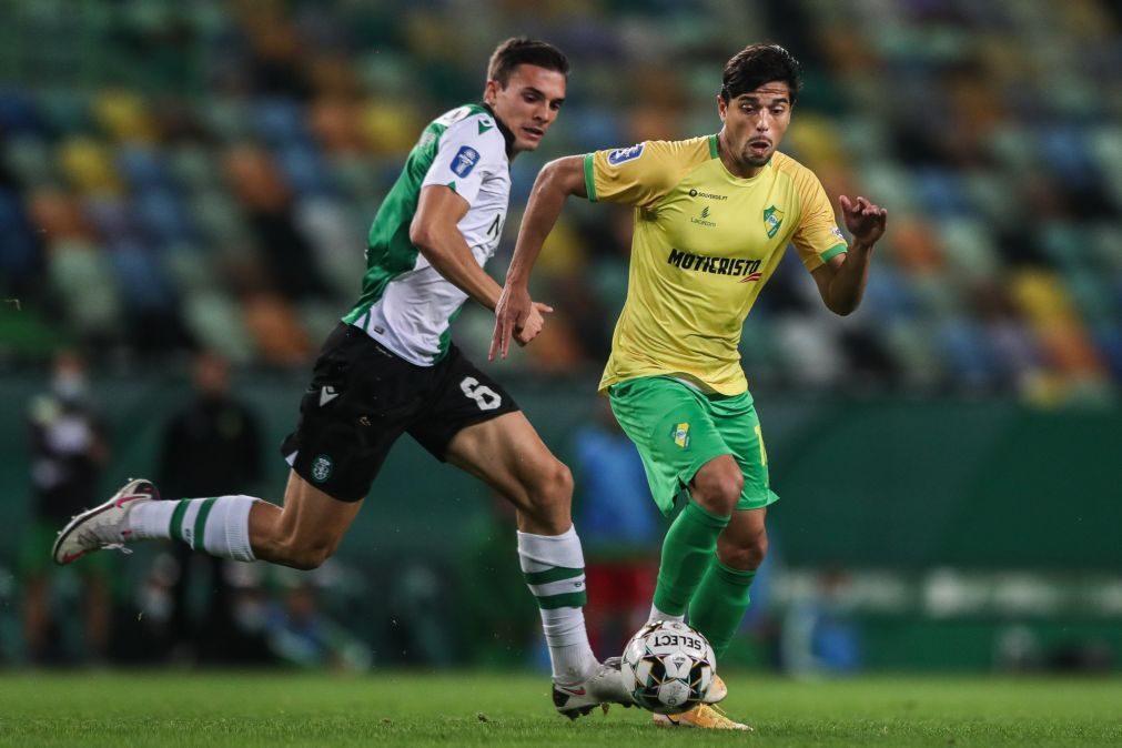 Sporting vence Mafra e está na 'final-four' da Taça da Liga