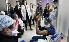 Covid-19: EUA registam 2.706 mortos e mais de 248 mil casos nas últimas 24 horas
