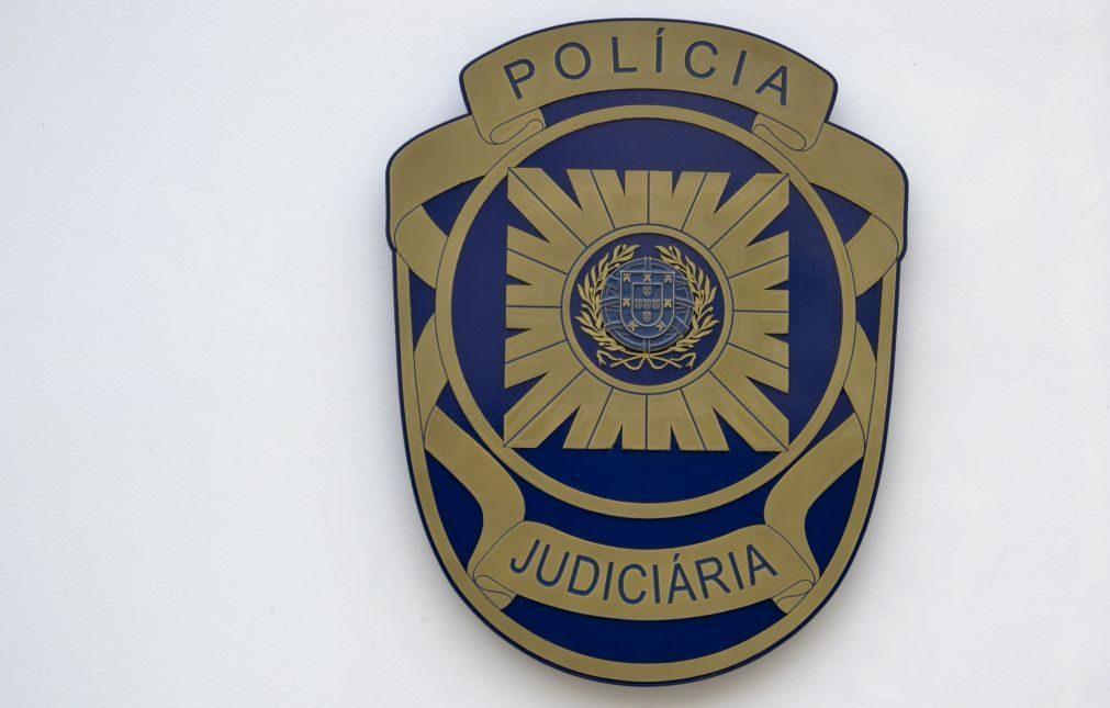 PJ detém duas pessoas com pena de prisão em fuga desde 2012