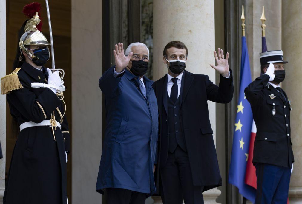 Covid-19: Costa diz que Estados da UE estão a fazer