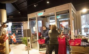 Covid-19: Dinamarca vai paralisar atividade económica durante as festas natalícias